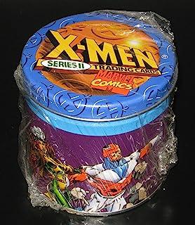 1993 X-Men Series II Collector`s Card Tin (Full Base, Foil & Hologram Sets) Marvel, Factory Sealed!! Wolverine