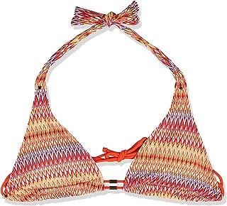 قطعة علوية من ملابس السباحة البكيني من دورينا بتصميم مثلث واكيكي للنساء