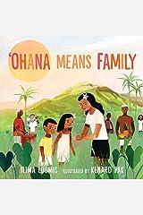 Ohana Means Family Hardcover