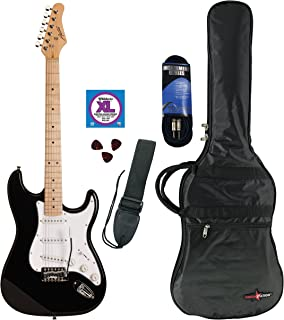 austin electric guitar