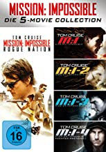 Mission: Impossible - 5 Movie Collection [Alemania] [DVD]