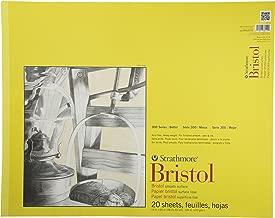 Strathmore 300 Series Bristol Smooth Pad, 19