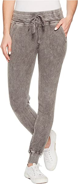 Allen Allen Box Thermal Cuff Bottom Skinny Pants
