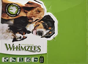 Whimzees Toothbrush Star for Dogs, Small