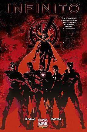 Novos Vingadores. Infinito