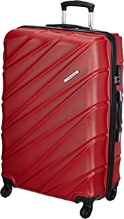 United Colors of Benetton Roadster Hardcase Luggage ABS 77 cms Red Hardsided Check-in Luggage (0IP6HAB28B02I)