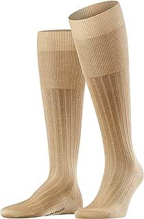 Falke Mens Sand Milano Knee High Socks - Beige