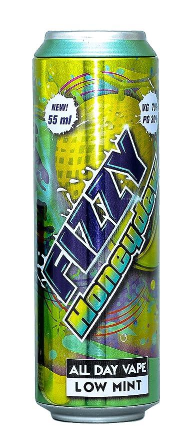 Honeydew 55ml【FIZZY/フィジー】ハニーデュー 電子タバコ リキッド (メロン風味) 正規品