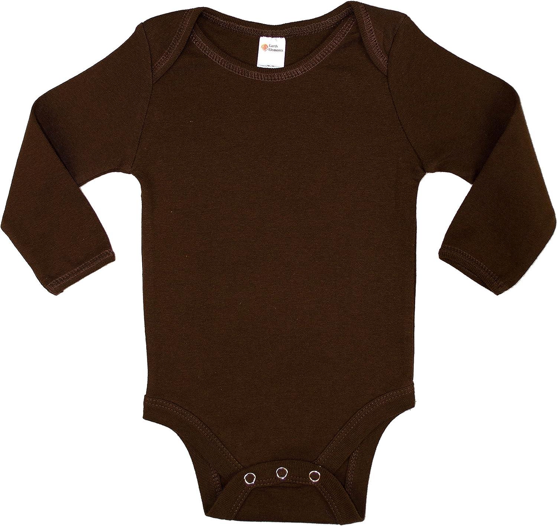 Earth Elements Baby Long Sleeve Bodysuit