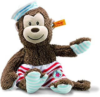 steiff monkey keyring