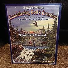 Considering God's Creation: Teacher's Manual, 3rd Edition