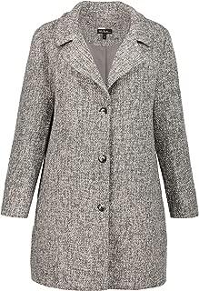 melange wool tweed