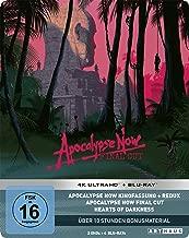Apocalypse Now - Final Cut 4K, 3 Blu-ray (Limited 40th Anniversary Steelbook Edition)
