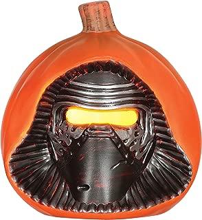 Star Wars Kylo Ren 3D Light Up Pumpkin