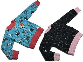 Michael's Originals 中性款幼儿 2 件套运动衫(3 岁,蓝色-黑色)