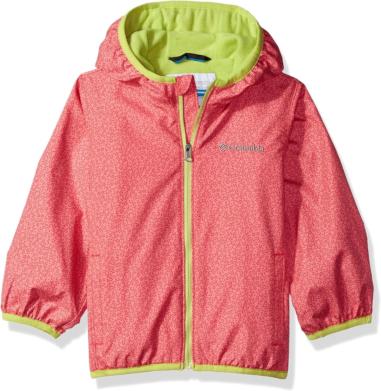 Columbia Kids' Pixel Grabber Ii Wind Jacket