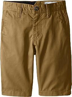 Frickin Chino Shorts (Toddler/Little Kids)