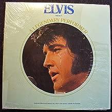 ELVIS volume 2 A Legendary Performer; w/ booklets