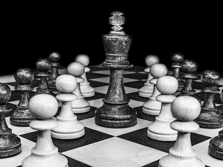 VERO PUZZLE 47580 Menschen - Schachfiguren, 2000 Teile in hochwertiger, cellophanierter Puzzle-Schachtel B07CM89G7D Der Schatz des Kindes, unser Glück  | Perfekte Verarbeitung