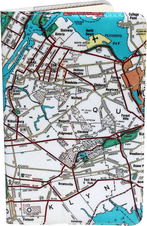 NYC Map Journal (Diary, Notebook) w  Moleskine Cahier Pocket Cover by 11 11 B004NSCZU8 | Neuartiges Design