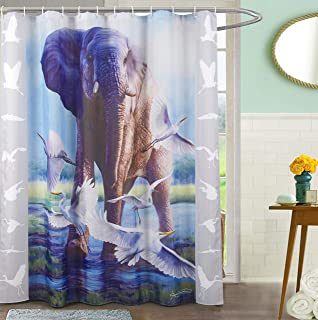 Best penguin shower curtain Reviews