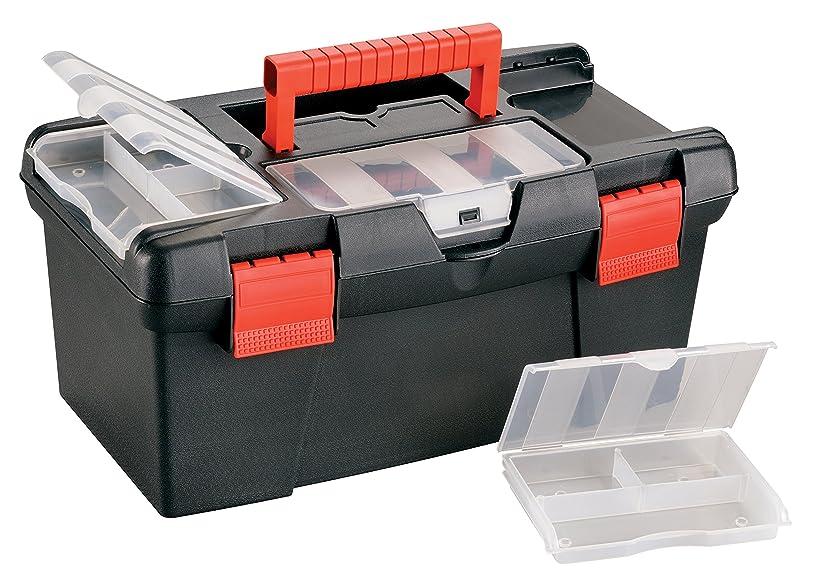 Heritage Arts HPB1609 Medium Art Black Tool Box