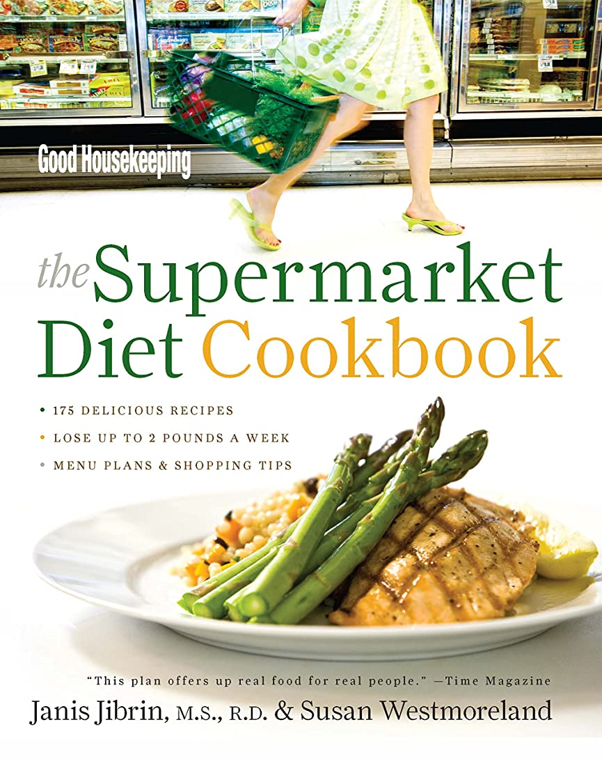 Good Housekeeping The Supermarket Diet Cookbook (English Edition)