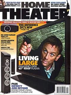Home Theater Magazine, Vol. 16, No. 4 (April, 2009)