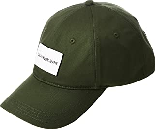 Calvin Klein Men's J INSTITUTIONAL CAP W LE PATCH Cap
