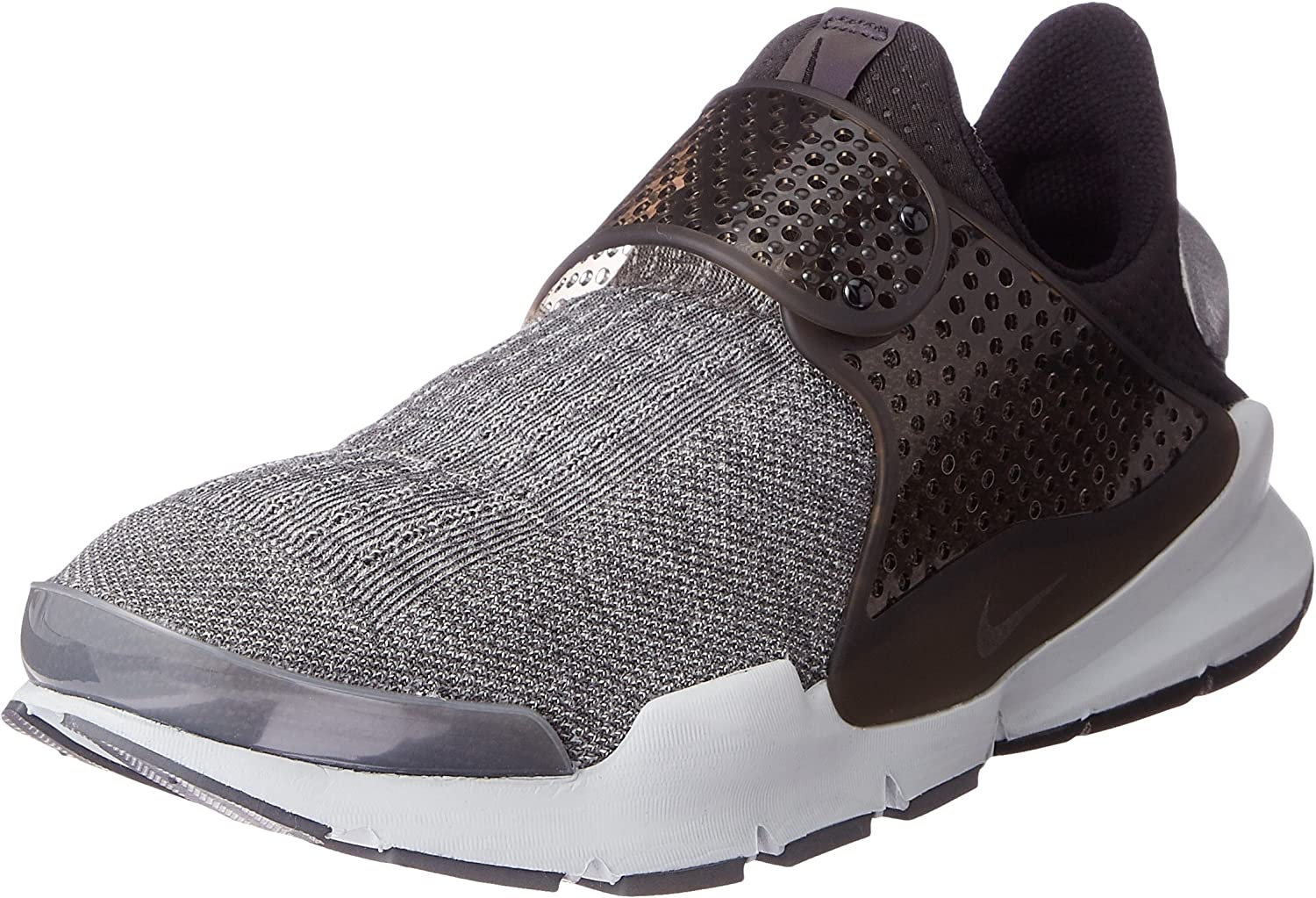 Nike Men's Sock Dart SE Premium Grey Textile Running shoes 9