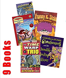 Halloween Pack for Kids: Junie B. Jones, Boo and I Mean It; Trixie the Halloween Fairy; Dear Dumb Diary, My Pants Are Haun...