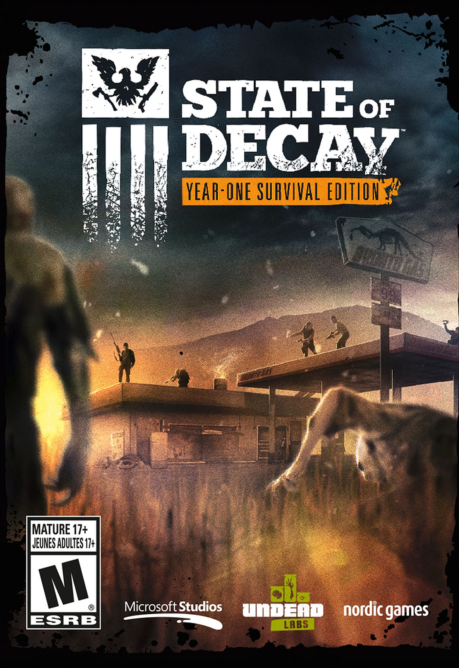 State of Decay: Year One Survival Edition [Online Game Code]