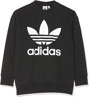 adidas Men's Trefoil Oversized Crew Sweatshirt