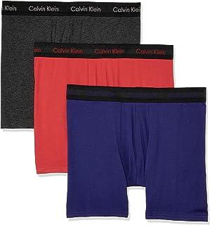 Calvin Klein Men's Cotton Stretch Boxer Briefs (3 Pack)