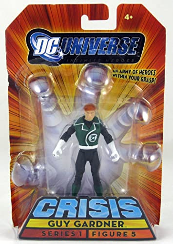 DC Universe Crisis Guy Gardner Series 1 Figure 5 by DC