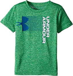 Under Armour Kids - New Hybrid Big Logo Short Sleeve Tee (Toddler)