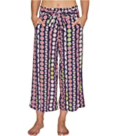 Josie - Valley Mix Capri Pants