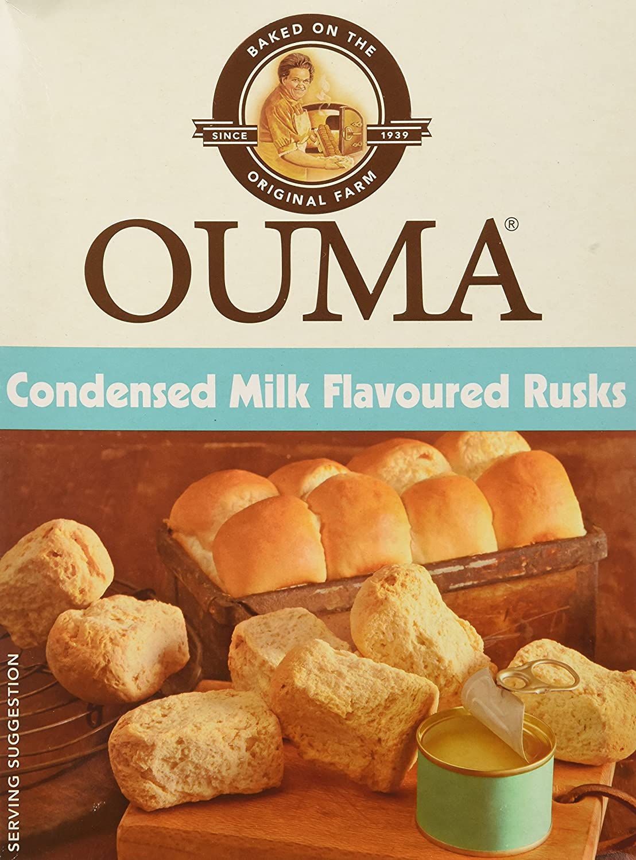 Bargain Ouma Condensed Milk Rusks Ranking TOP1 Pack 2