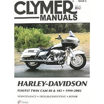 Harley-Davidson Twin Cam 88 Models 99 to 03 Bk. 2478 Haynes Manuals