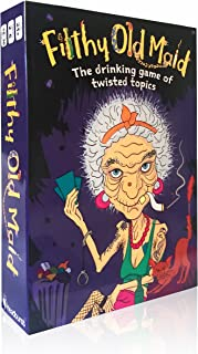 Headburst Filthy Old Maid Party Game - A Funny, Social Adult Drinking Game