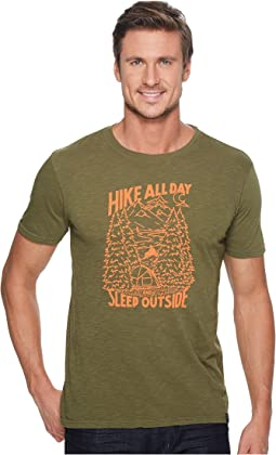 United By Blue - Short Sleeve Hike All Day