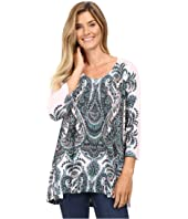 Nally & Millie - Paisley Print Tunic