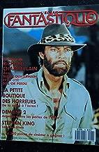 L'écran fantastique n° 78 * 1987 * Richard CHAMBERLAIN La petite boutique des horreurs Demons 2 Stephen KING