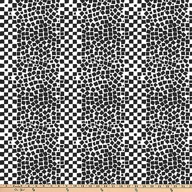 FreeSpirit Fabrics Kaffe Fassett Collective for FreeSpirit Chips, White Yard