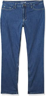 Riders by Lee Indigo Women's Fleece Lined Slim Straight Leg Jean