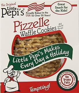 Little Pepi's Pizzelles, Lemon, 7 Ounce