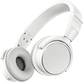 Pioneer DJ DJ Headphones, White (HDJ-S7-W)