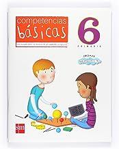 Competencias básicas. 6 Primaria - 9788467540550