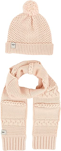 Novelty Beanie and Scarf Boxed Set (Toddler/Little Kids)