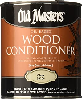 Best old masters wood conditioner Reviews